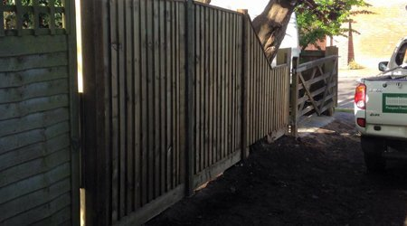 supply and install fencing